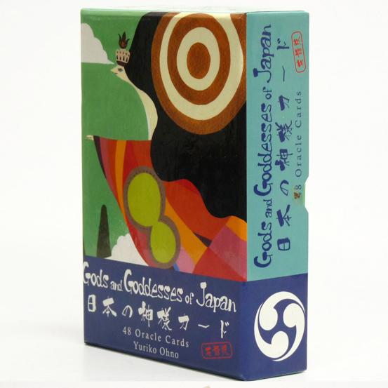 「日本の神様カード」【英語版】
