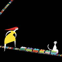 Denali's Calendar 2011「もしもし下北沢」